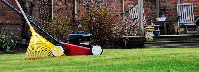 THE DOS AND DONT'S OF LAWN MOWING